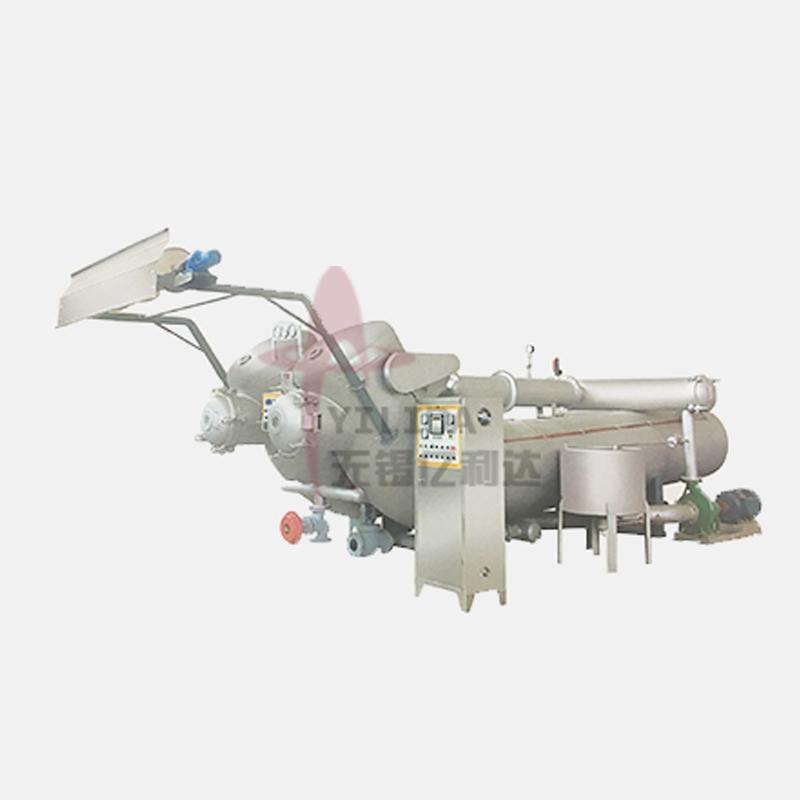 YLD双溢流高温高压染色机 YLD  Double Overflow High-temperature,High-pressure Dyeing Machine