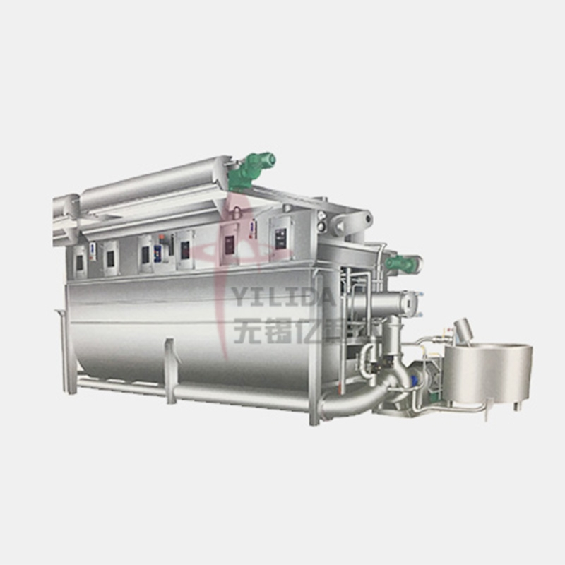YLD18溢流常温常压染色机  Overflow Normal-temperature Normal-pressure Dyeing Machine