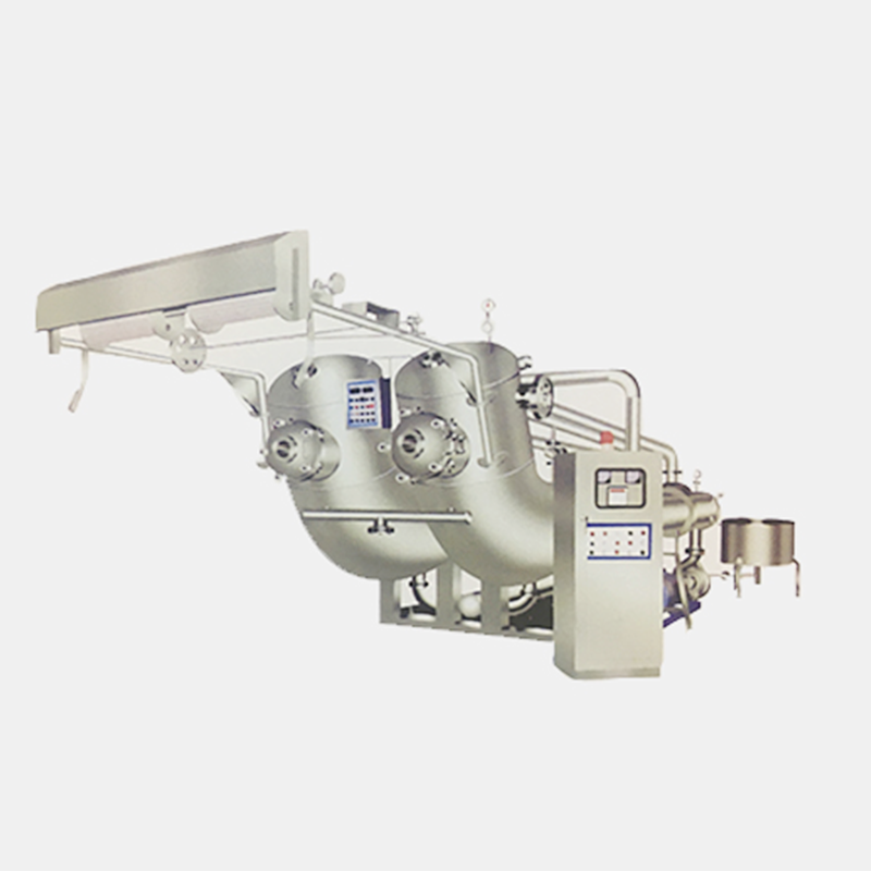 YLD918(II)双溢流高温高压染色机  Double Overflow High-temperature,High-pressure Dyeing Machine